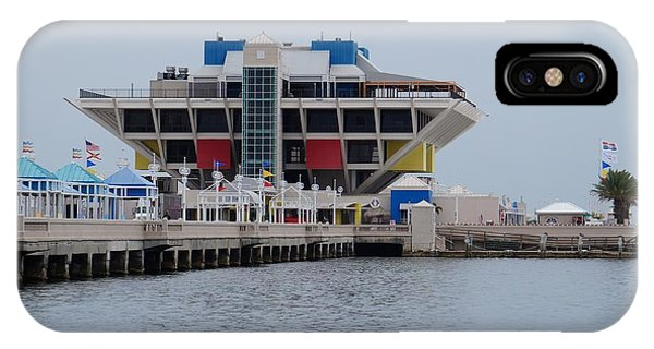 St. Pete Pier IPhone Case
