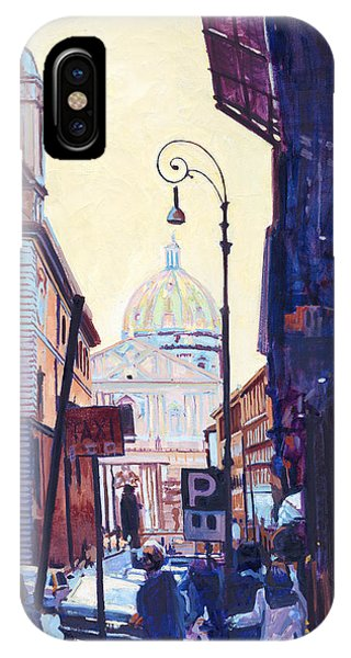 St. Peters IPhone Case