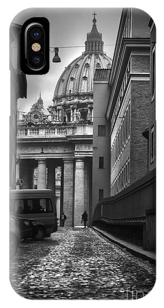 St Peters Vatican City IPhone Case