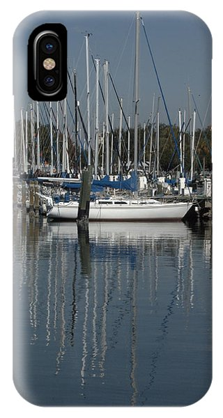 St. Petersburg Boats 1 IPhone Case