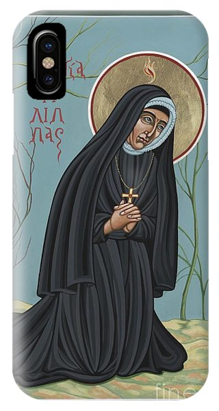 St. Philippine Duchesne 259 IPhone Case