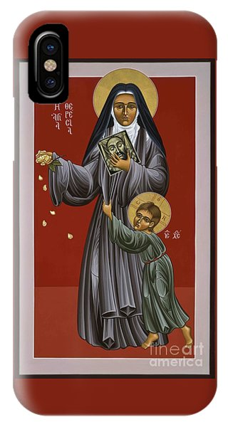 St. Therese Of Lisieux Doctor Of The Church 043 IPhone Case