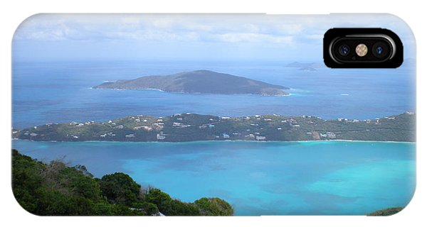 St-thomas Virgin Islands Usa IPhone Case