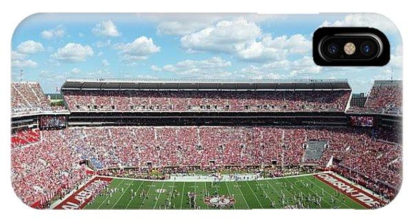 Stadium Panorama View IPhone Case