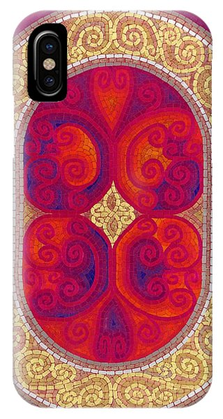 Stainglass IPhone Case