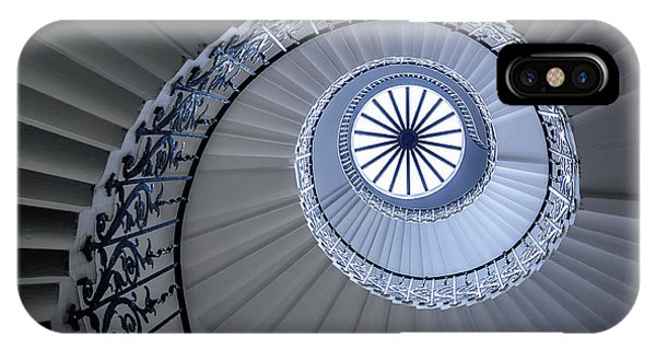 Staircase iPhone Case - Staircase by Sus Bogaerts