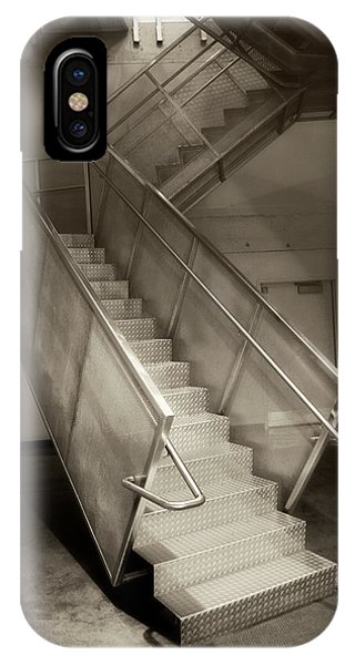 Stairs 01 IPhone Case