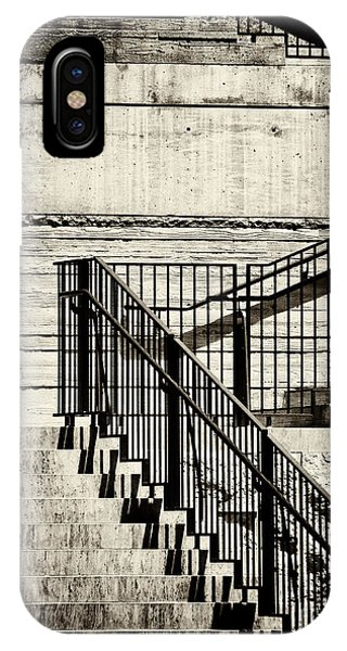 Stairs 1 IPhone Case