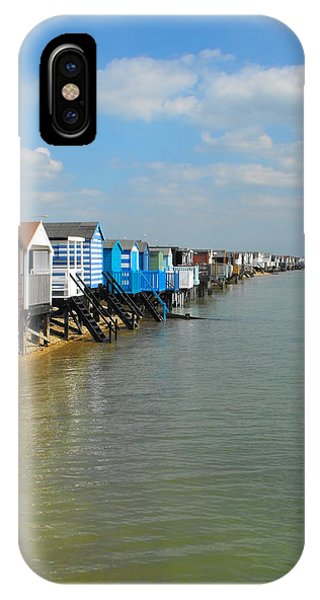 Stairs To Sea IPhone Case