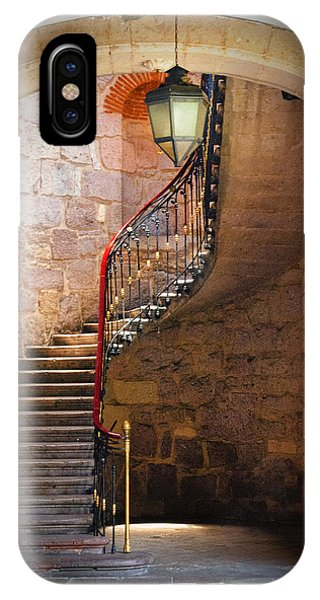 Stairway Of Light IPhone Case