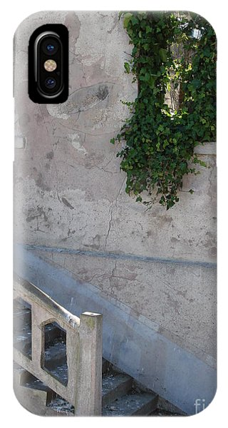 Stairway To Alcatraz Phone Case by Mark Etchason