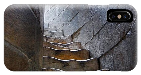 Decorative iPhone Case - Stairway To... by Carlos Alkmin