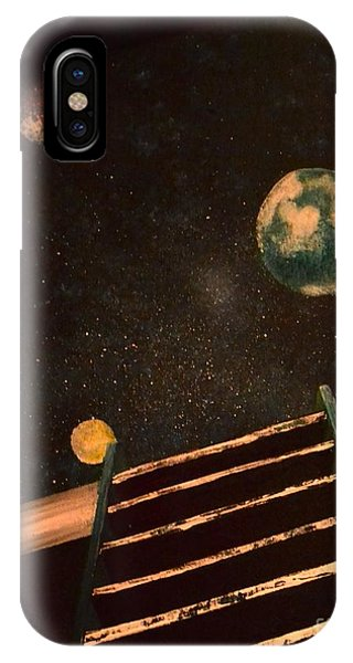 Stairwell To Heaven IPhone Case