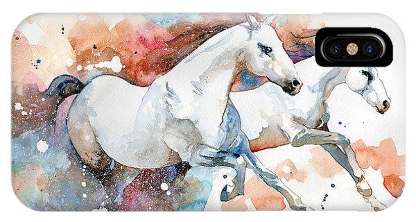 Stallions IPhone Case
