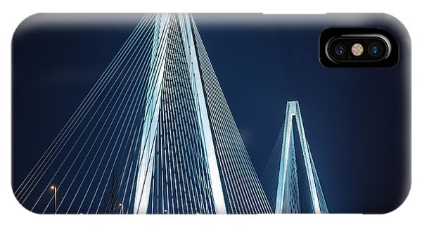 Stan Musial Veterans' Memorial Bridge IPhone Case