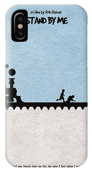 Train iPhone Case - Stand By Me by Inspirowl Design