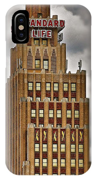 Standard Life Building IPhone Case
