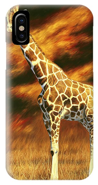 Standing Tall IPhone Case