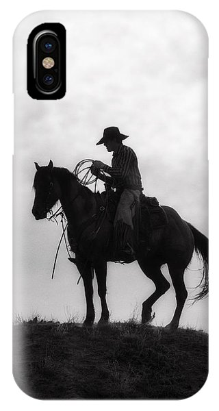 Standing Watch 2013 IPhone Case