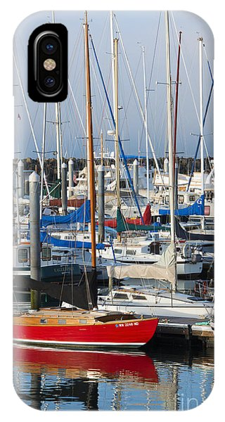 Port Townsend iPhone Case - Standout by Mike  Dawson