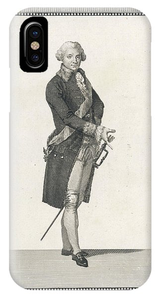 Stanislaw II Augustus Poniatowski  Last Phone Case by Mary Evans Picture Library