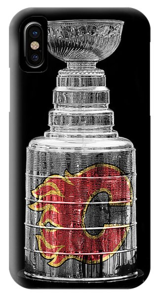 Stanley Cup Calgary IPhone Case