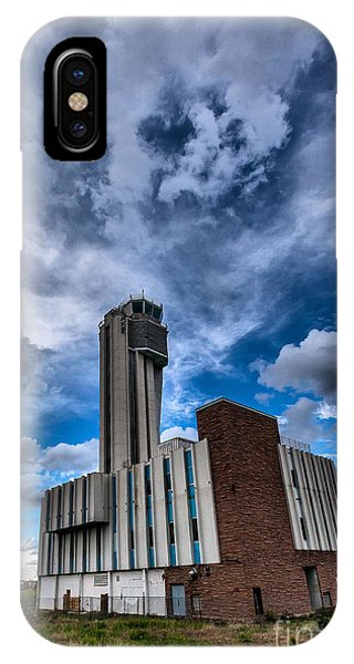 Stapleton International Airport IPhone Case