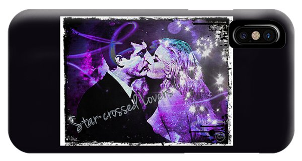 Star-crossed Lovers IPhone Case