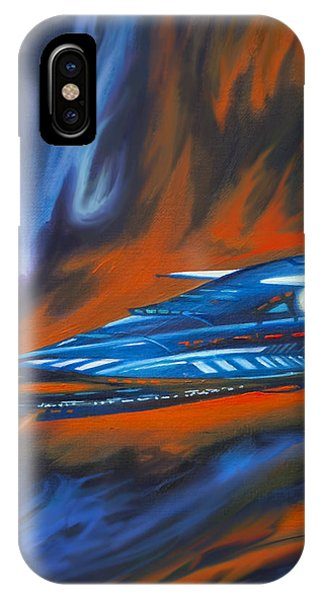 Star Cruiser IPhone Case