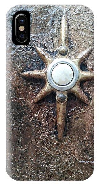 Star Doorbell IPhone Case