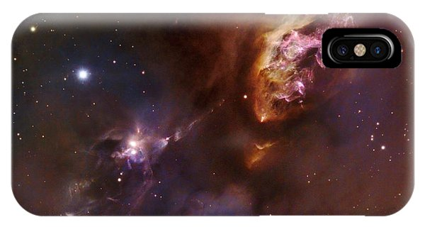 Star-forming Region Ldn 1551 In Taurus IPhone Case