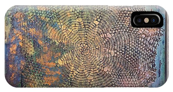 Alfredo Garcia iPhone Case - Star Masterpiece By Alfredo Garcia Art by Alfredo Garcia
