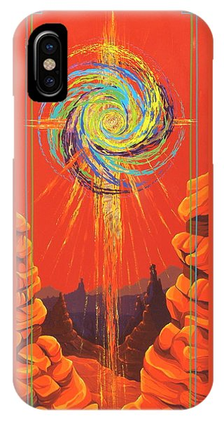 Star Of Splendor IPhone Case