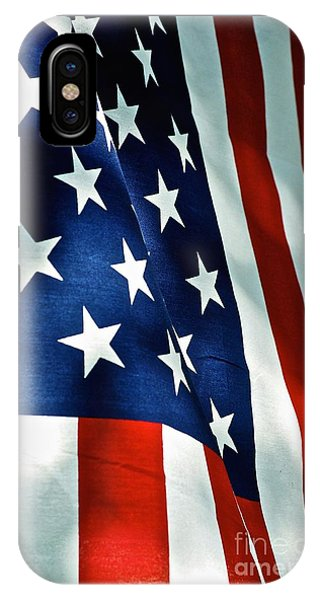 Star-spangled Banner IPhone Case