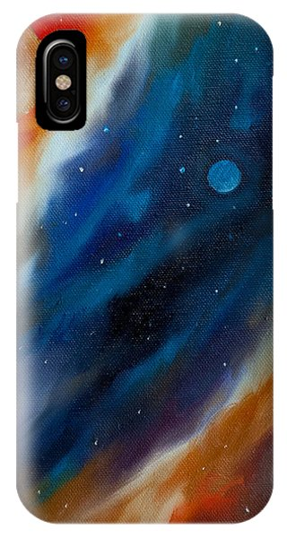 Star System 2034 IPhone Case