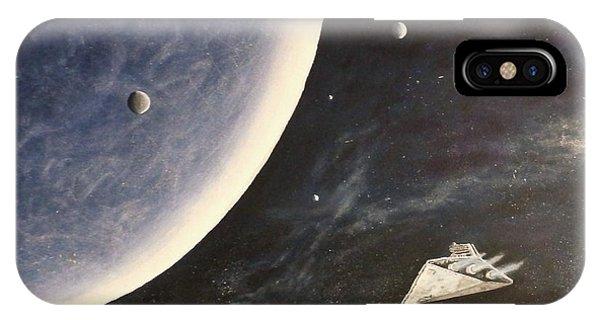 Star Wars Mural IPhone Case