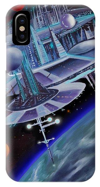 Starbase I - Alisona  IPhone Case