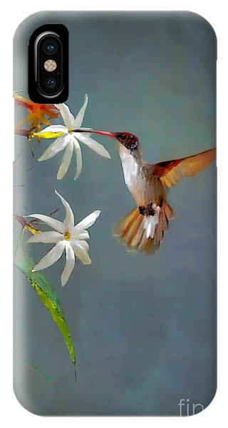 Starbird IPhone Case