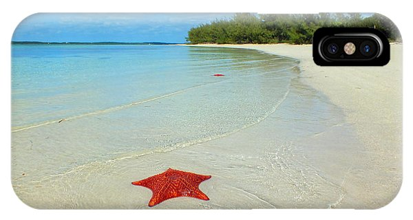 Starfish 5 Of Bottom Harbour Sound IPhone Case