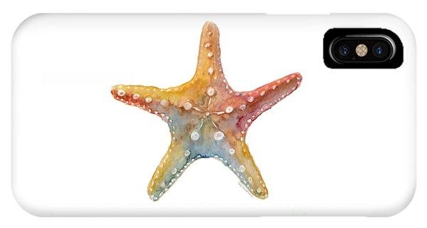 Sea iPhone Case - Starfish by Amy Kirkpatrick
