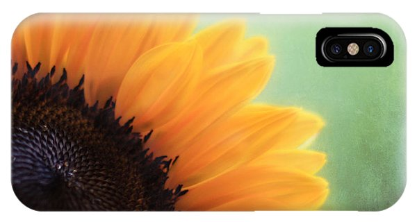 Staring Into The Sun IPhone Case
