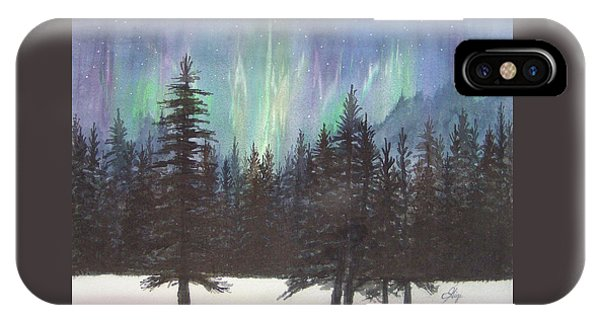 Starlight Dance IPhone Case