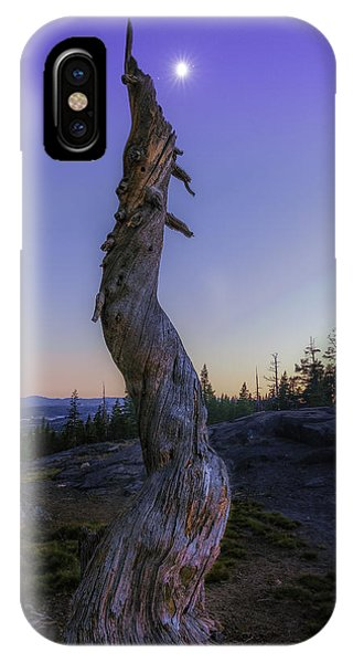 Starry Moon IPhone Case
