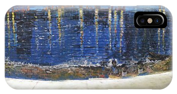 Starry Night Over Macpherson IPhone Case