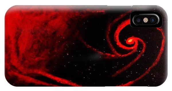 Stars Locked In Immortal Embrace IPhone Case
