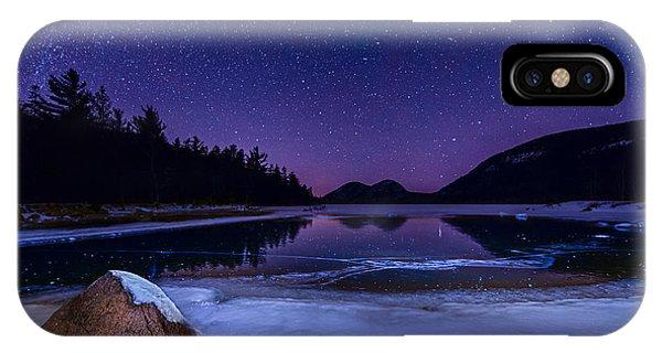 Stars On Ice IPhone Case
