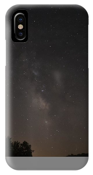 Stars On Lake Logan IPhone Case