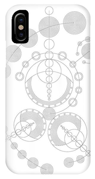 Wood Carving iPhone Case - Starship by DB Artist