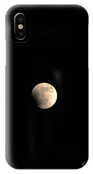 Start Of The Blood Moon Phone Case by Rebecca Christine Cardenas