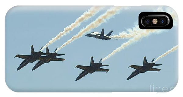 Starting Maneuvers IPhone Case